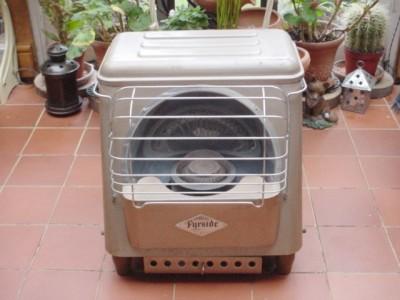 Fyrside paraffin heater